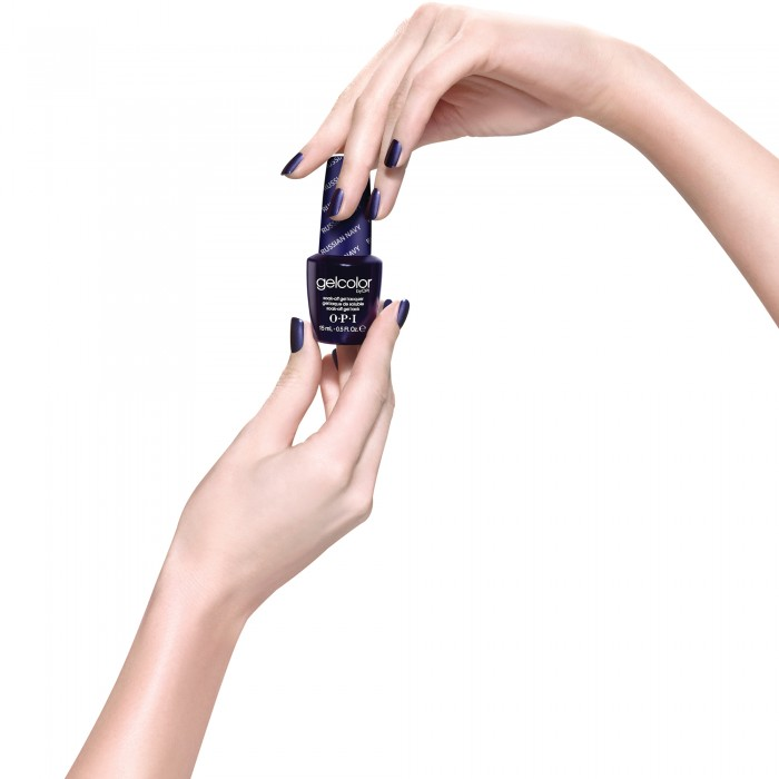 ID LAUNCH NEW OPI GEL COLOUR