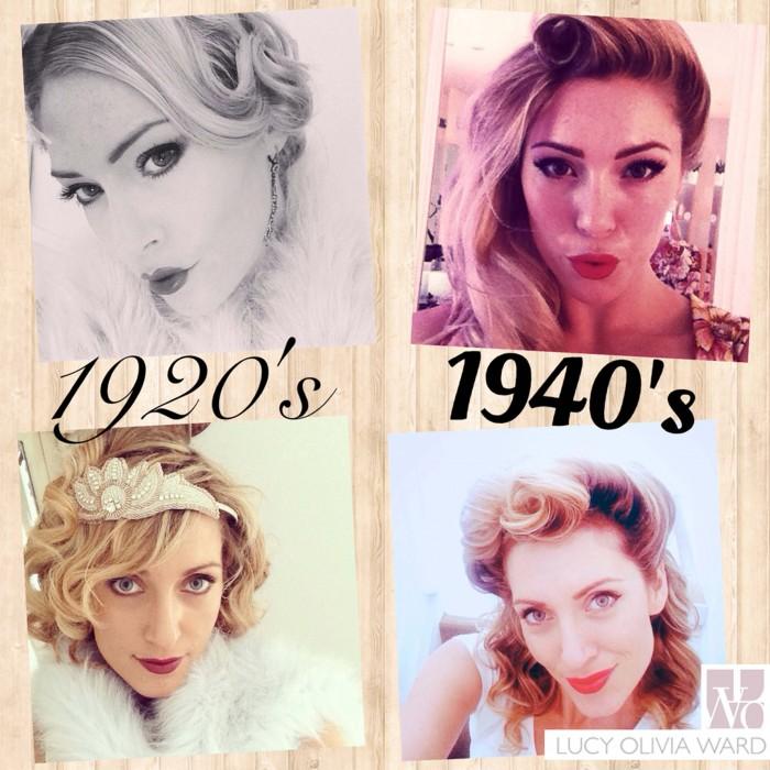 Goodwood Revival Vintage Hair & Makeup at ID