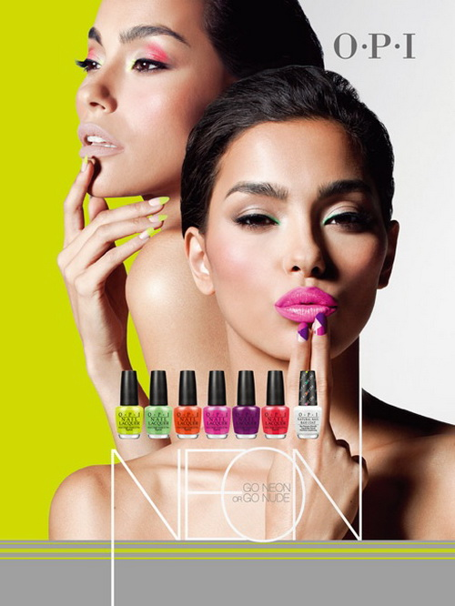 Neon Nails at ID Makeup, Hair & Beauty Lounge