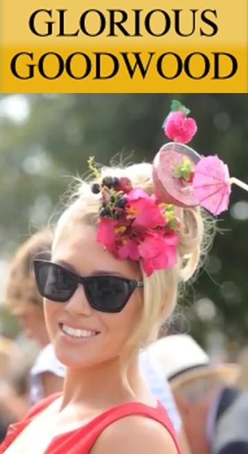 Goodwood Races Hair & Makeup