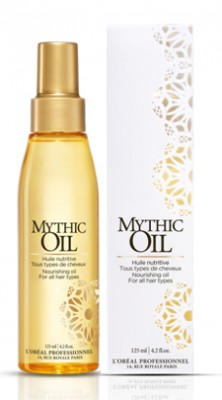 L'Oreal Mythic Oil comes out on top in Grazia's Beauty Charts
