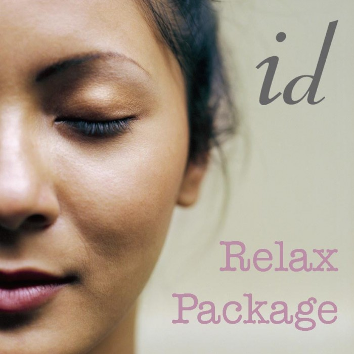 New ID Relax Package!