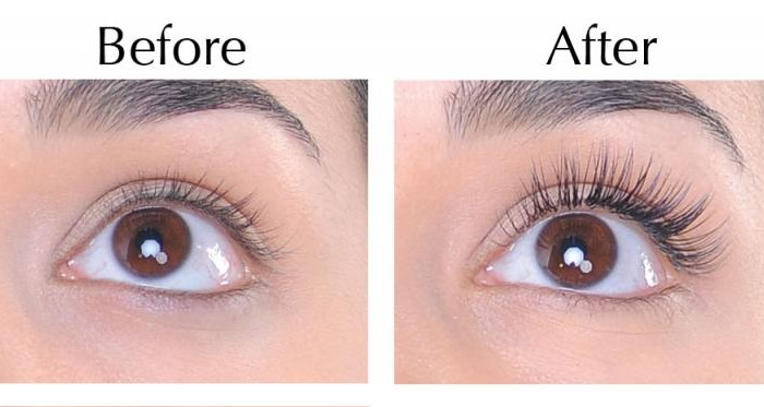Fantastic Natural Eyelash Extensions Offer at ID Beauty Salon