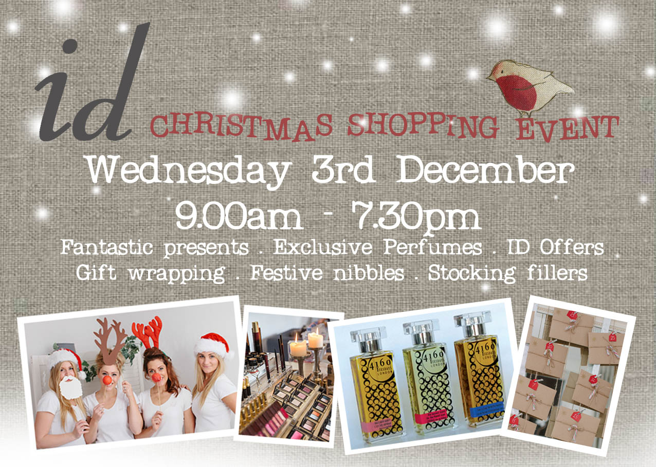 Christmas Shopping Event 1