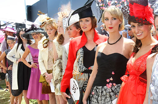 Win our Glorious Goodwood best dressed contest at ID Beauty Salon Chichester