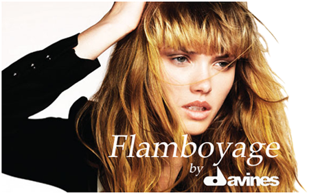 ID Davines Hair Salon in Chichester launches Flamboyage, a colouring services exclusive to Davines Salons