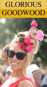 Lucy at the races