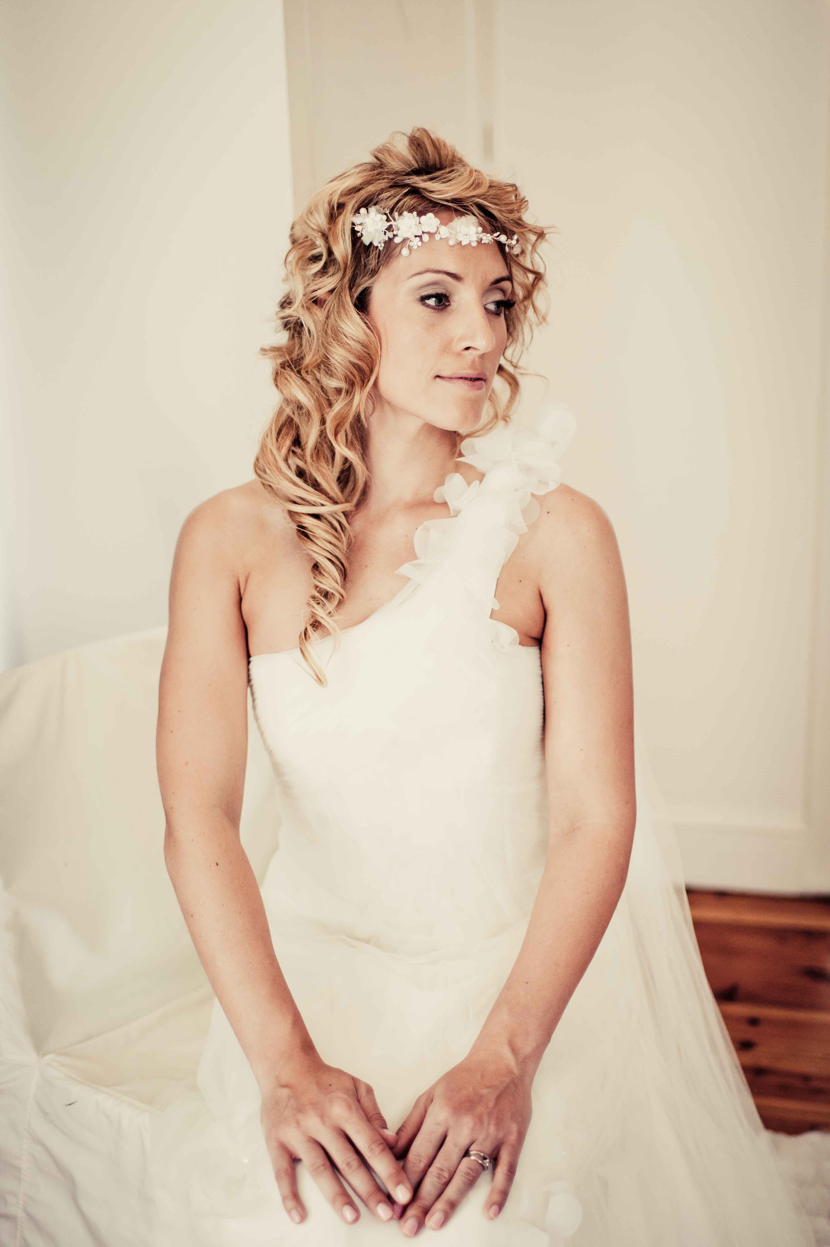 bohemian wedding in cape town - id makeup, hair & beauty lounge