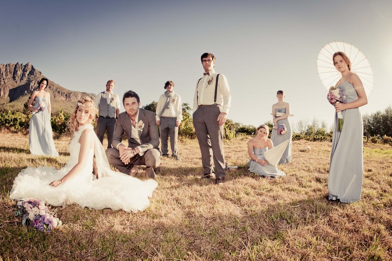 The Wedding Crew