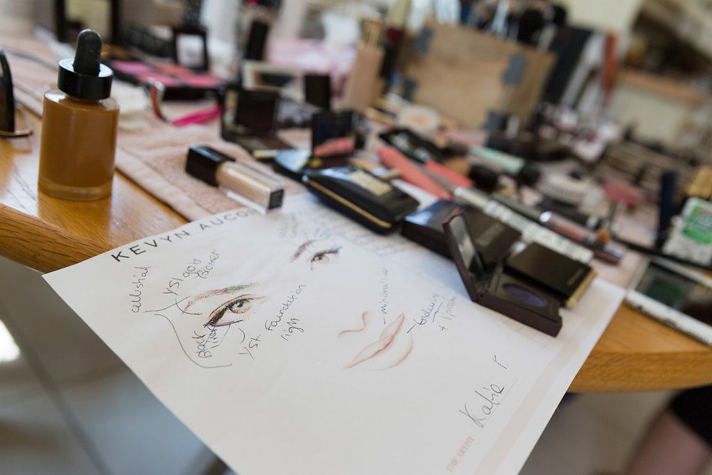 Kevyn Aucoin Bridal Makeup